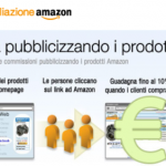 Affiliazione ad Amazon.it