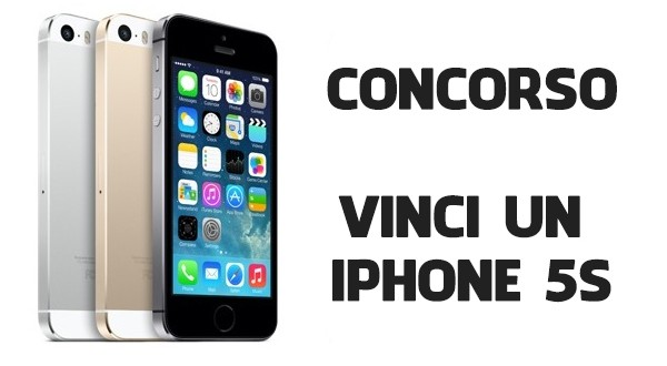 come vincere un iphone 5