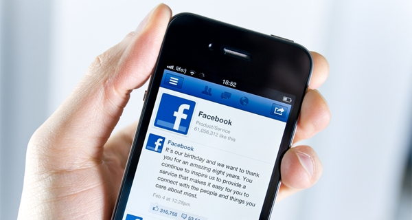 Facebook advertising mobile