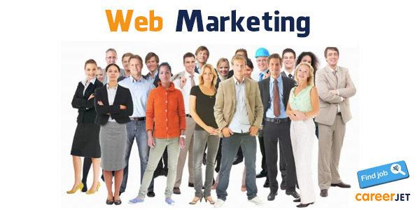 cerco lavoro web marketing