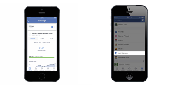 Facebook Ads Mobile