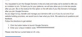 Come registrare un dominio con Google Domains