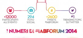 IAB Forum 2014: voce ai protagonisti del digital advertising