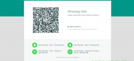 WhatsApp arriva su pc! Versione Plus oscurata