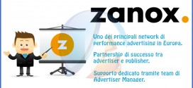 Come diventare Advertiser Zanox