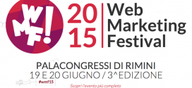 Web Marketing Festival 2015 #WMF15
