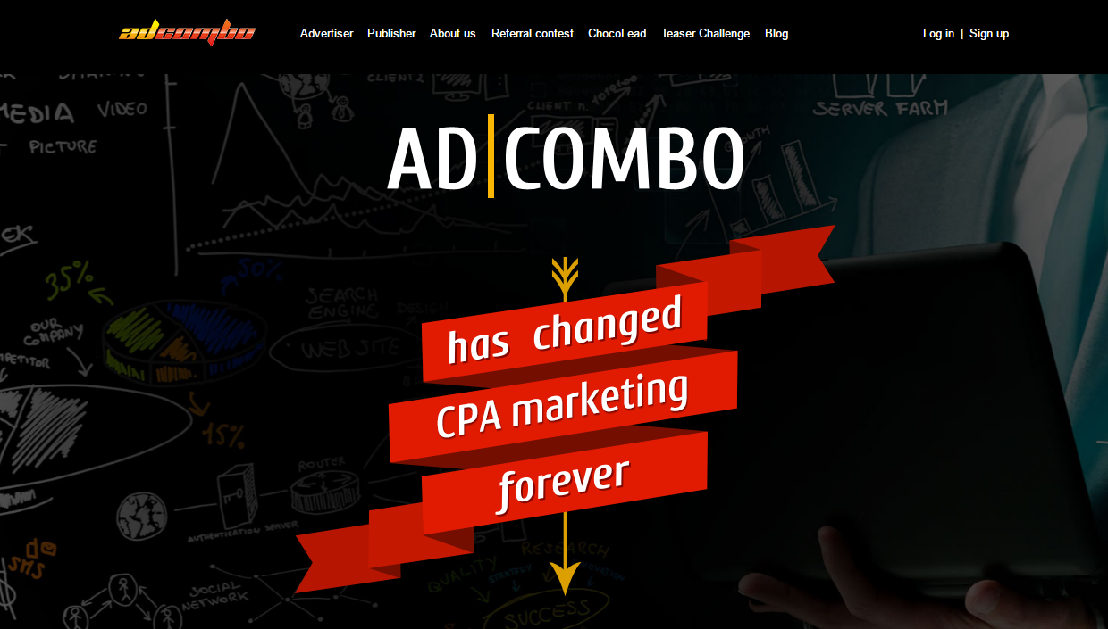 AdCombo affiliate network