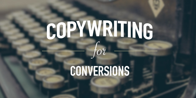 copywriting e conversioni