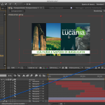 After Effects livello